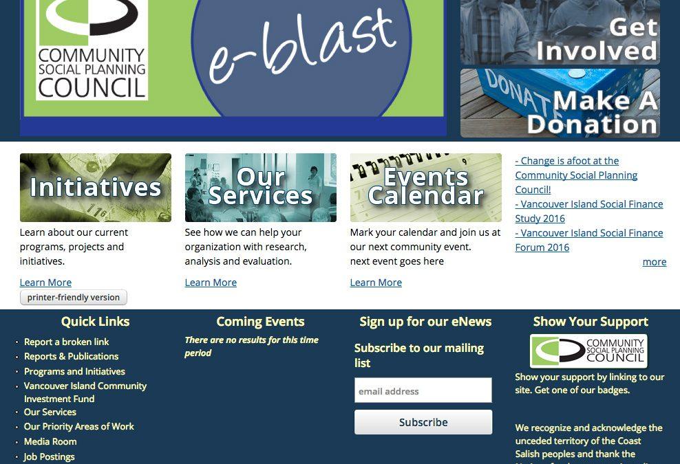 Community Social Planning Council