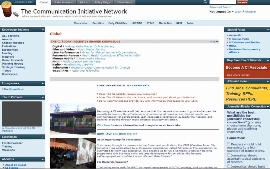 Communication Initiative