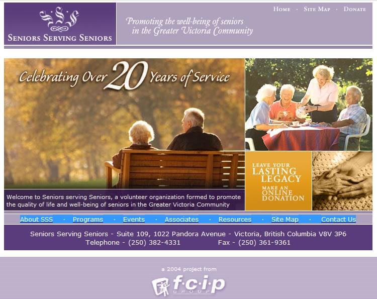 Seniors Serving Seniors Association