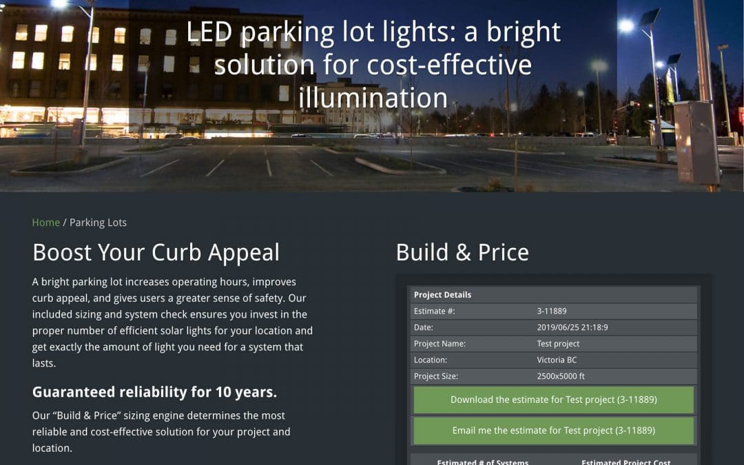 Sunna Designs Solar Lighting