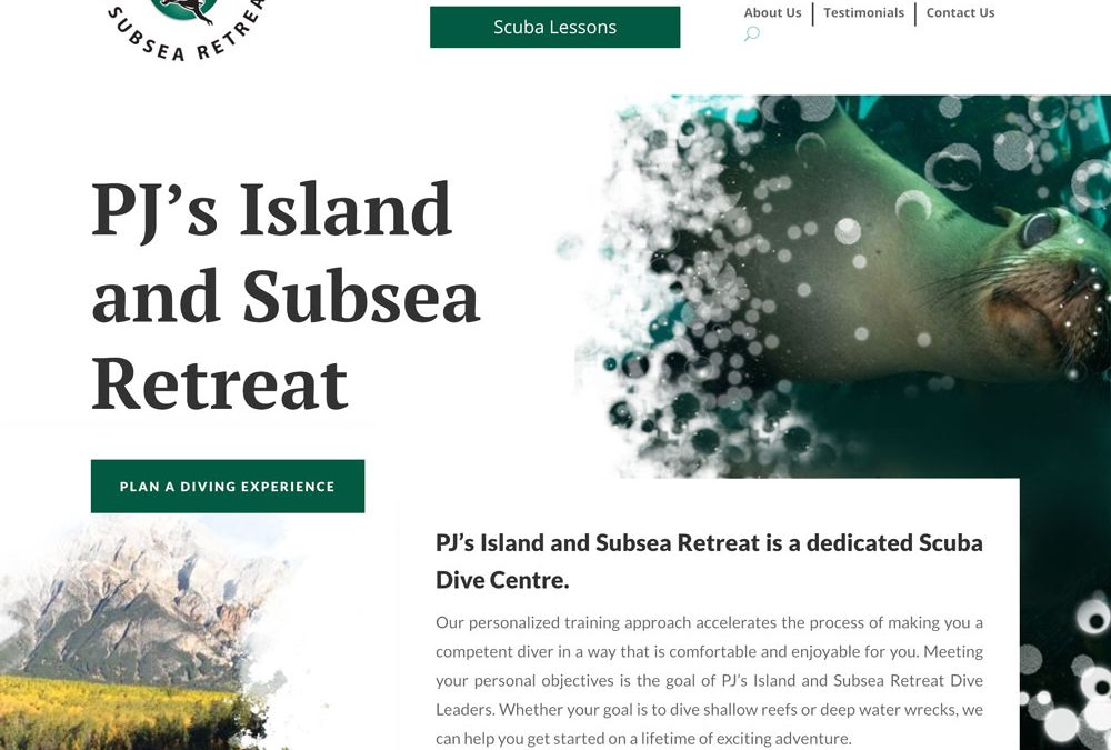 PJ's Island & Subsea Retreat