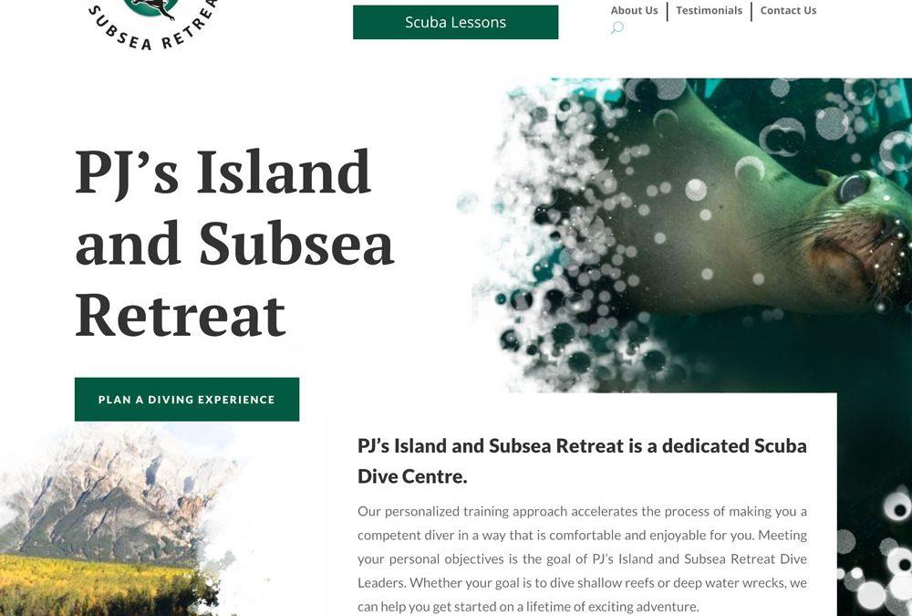 PJ's Island & Subsea Retreat